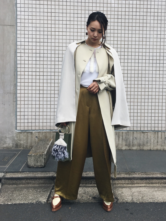 maki_3WAY DOLMAN TRENCH COAT