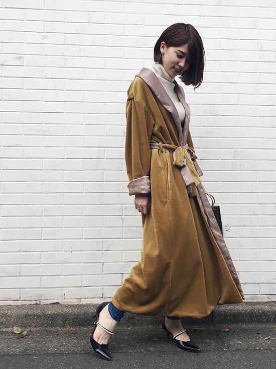 yuuki_VELOR OVER COAT