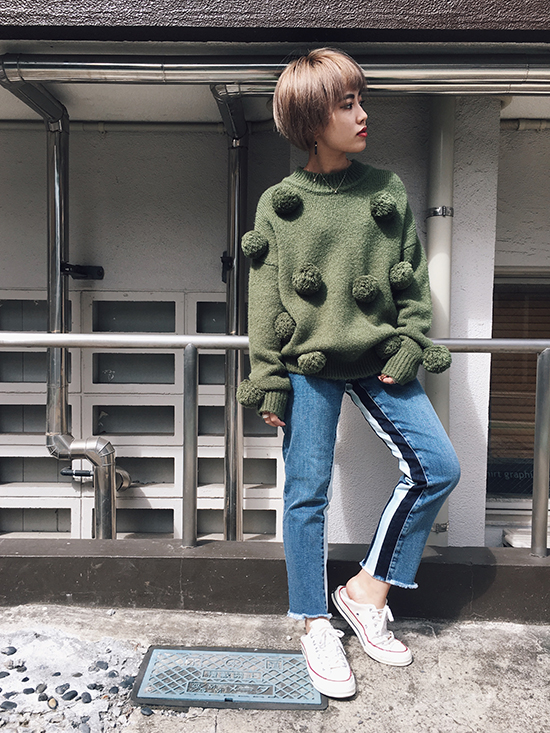 shioriok_RABBIT FROST KNIT