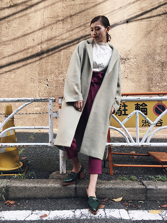 kaori_COLOR OVER COAT