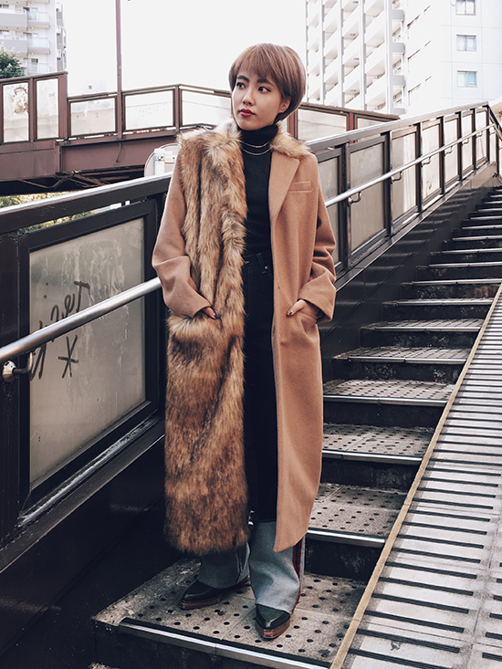 shioriok_FUR DOCKING COAT