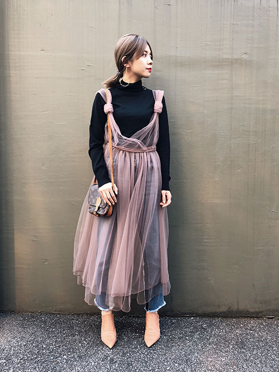 yuko_ROMANTIC TULLE DRESS