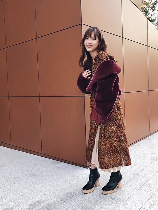 yukin_2WAY LOOSE GOWN DRESS