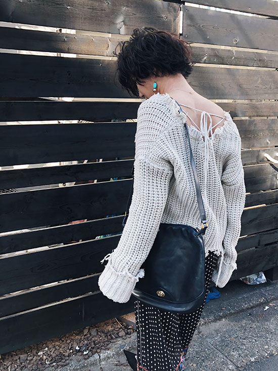 yukim_WORN OUT LOOSE KNIT