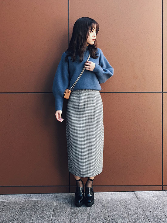 yukin_CLOUDY DAY KNIT