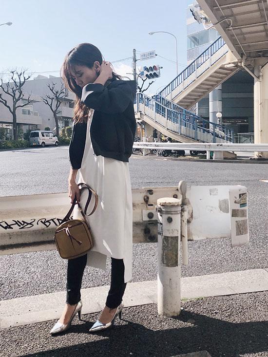 yukin_SHINY BONDING PARKA