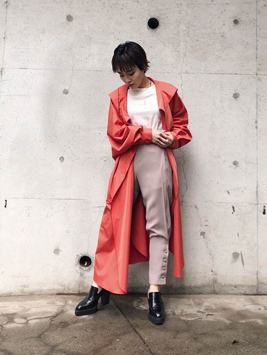 shioriok_DRASTIC DRAPE OVER COAT