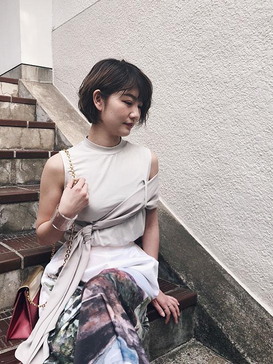 ayumi_STOLE DOCKING TANK