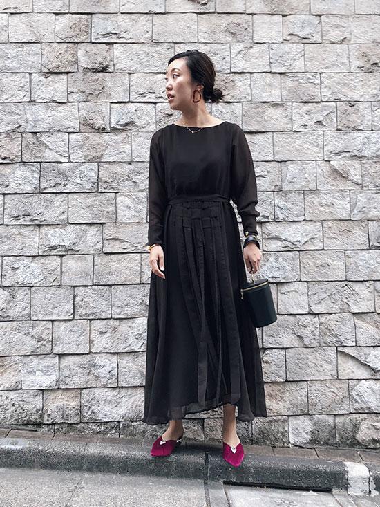 haruka_CURTAIN LADY DRESS
