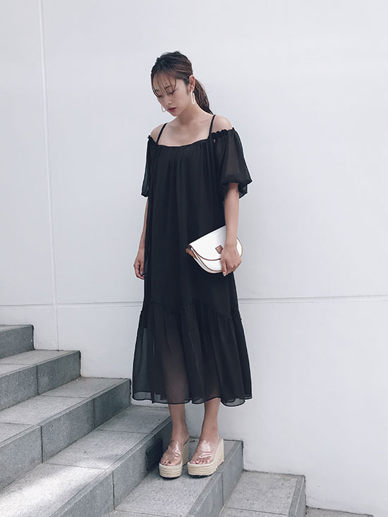 kae_MEDI VENUS SHEER DRESS