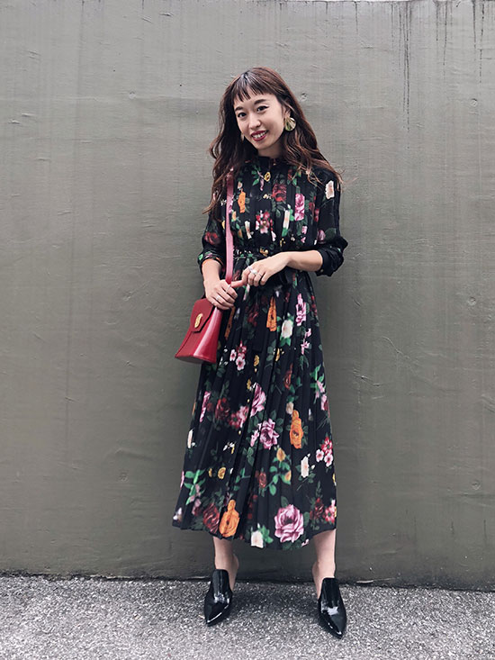 shiorioz_COCO FLOWER DRESS