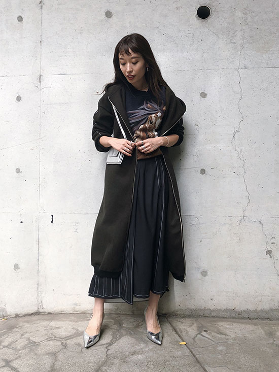 shiorioz_STITCH LONG PARKA