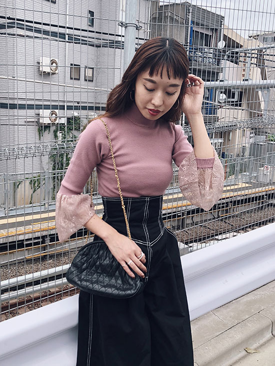 shiorioz_SEE THROUGH BELL KNIT