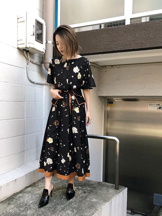 yuko_AMY BELL DRESS