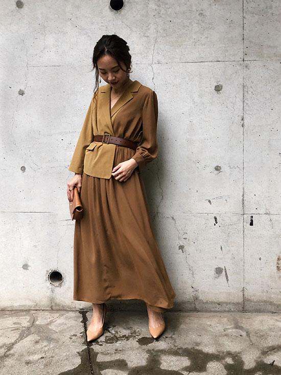 yukin_TRINITY JKT DRESS