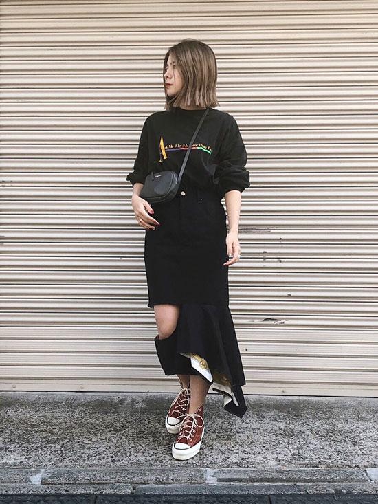 yuko_EDITTA FLIP SKIRT