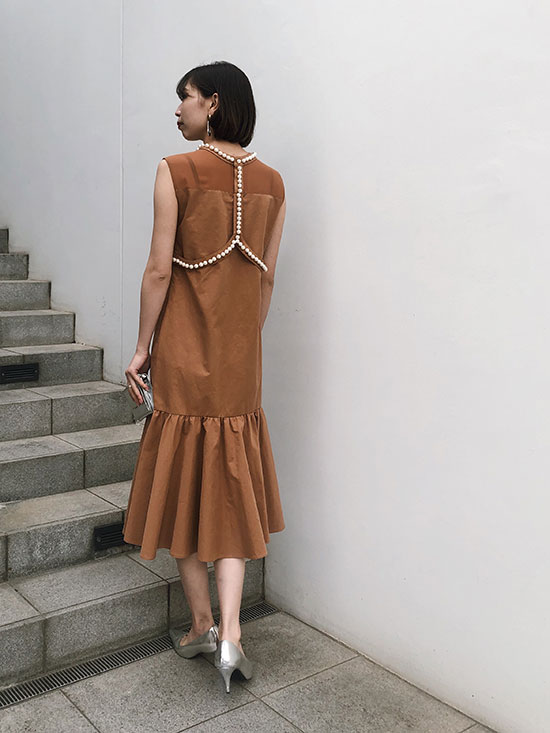 kaori_PEARL BIJOU MERMAID DRESS