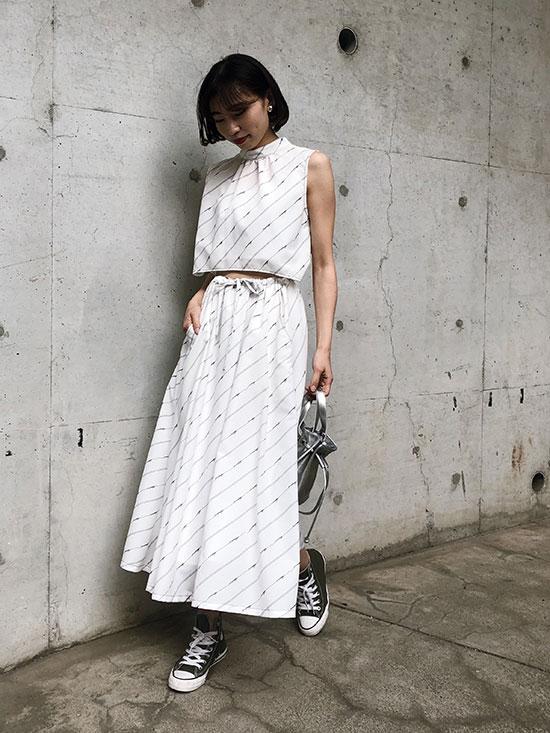 kaori_AMERI LOGO DRESS