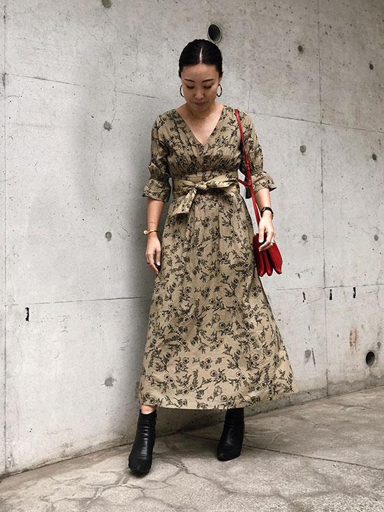 haruka_CAROLINE RETRO DRESS