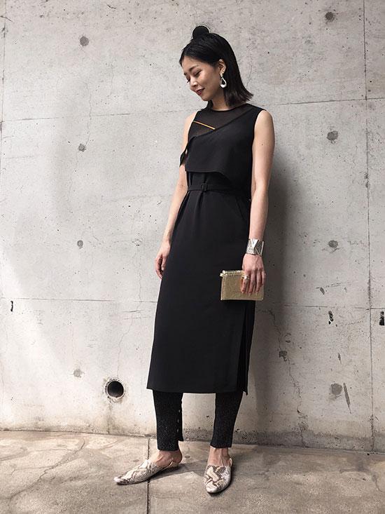 ayumi_MEDI MILLEFEUILLE DRESS