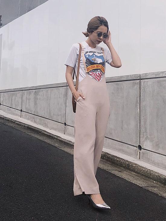 yuko_VINTAGE TEE