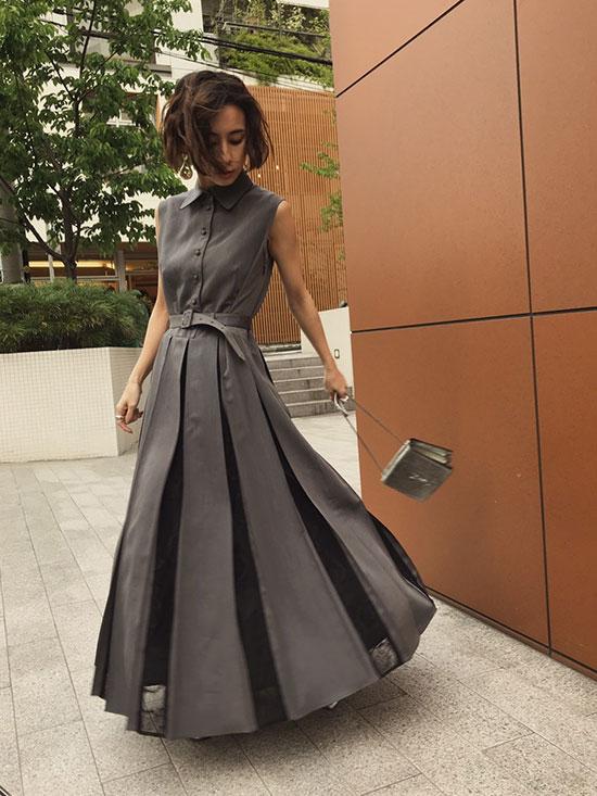 nao_LADY ALTERNATELY DRESS
