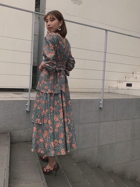 kaori_CHARLOTTE ARCHAIC DRESS