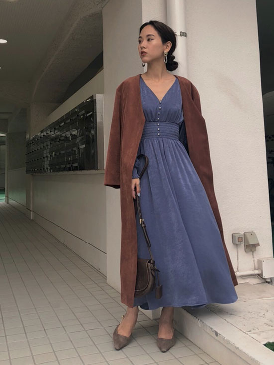 yukin_UNDRESSED GRACEFUL HALF LACE DRESS