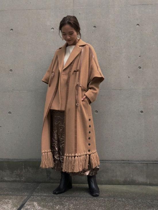 yukin_3WAY BLANKET COAT