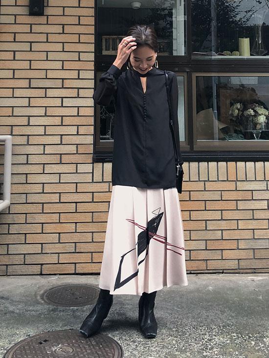 yukin_MOTTY COLLAB DRESS