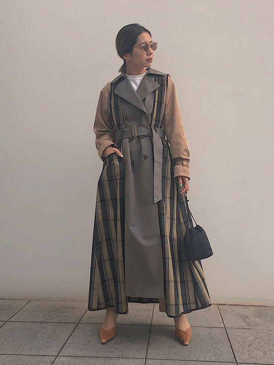 yuko_REMOVABLE TRENCH COAT