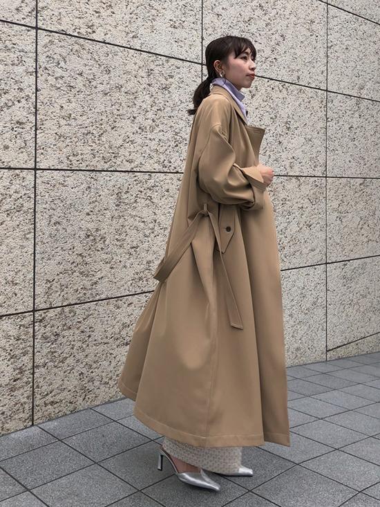 kaori_SOUFFLE OVER COAT