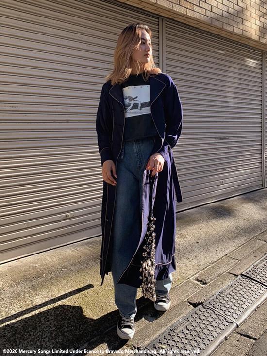 rina_AMERI FREDDIE MERCURY TEE