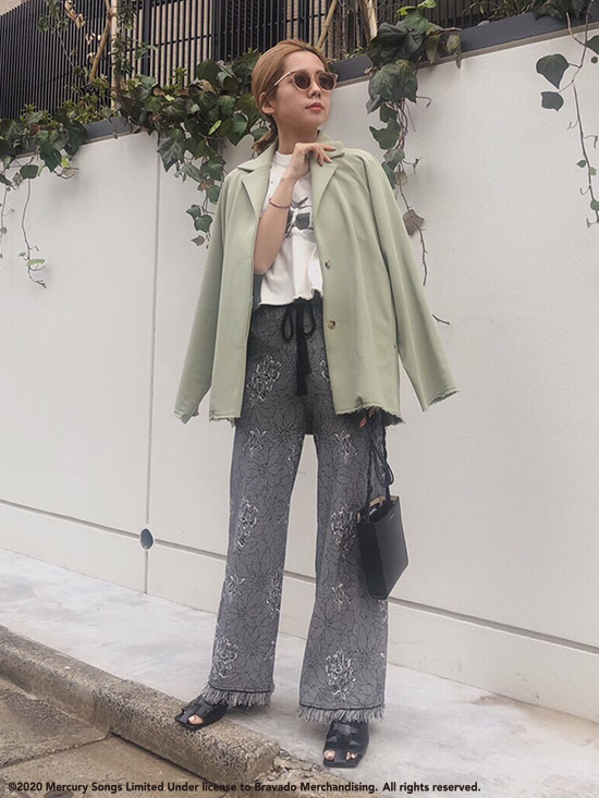 yuko_ROUGH TAILOR JACKET