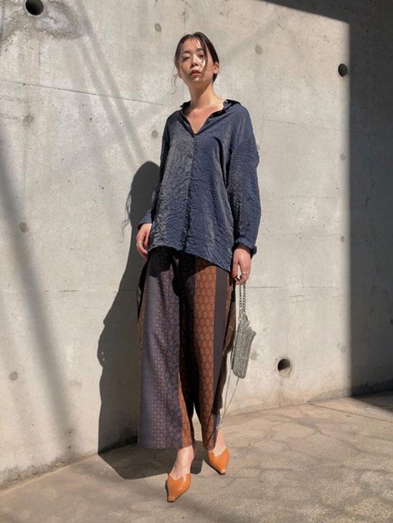 ayumi_NADIA STRIPE PANTS