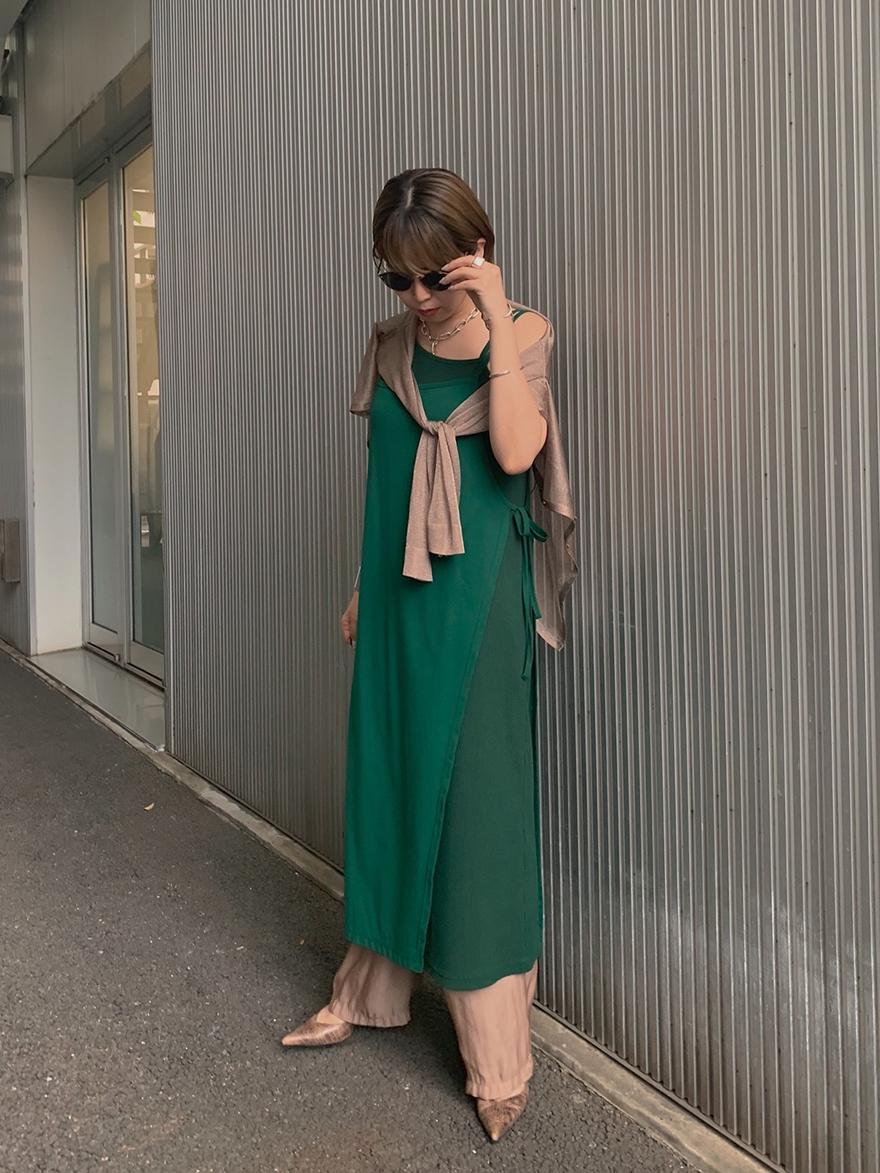 reisa_ MEDI COMPLEXLY RELAX DRESS