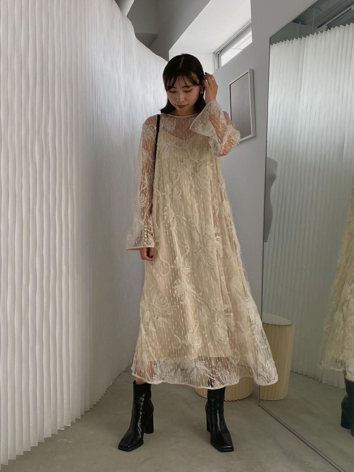 kaori_UNDRESSED 2WAY FAIRY LACE DRESS