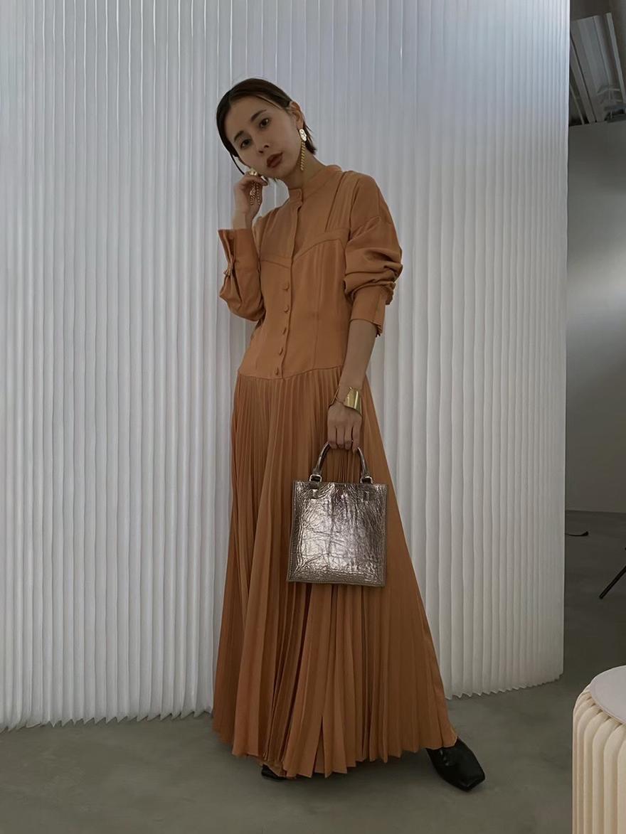 nao_SHAPELY CORSET DRESS