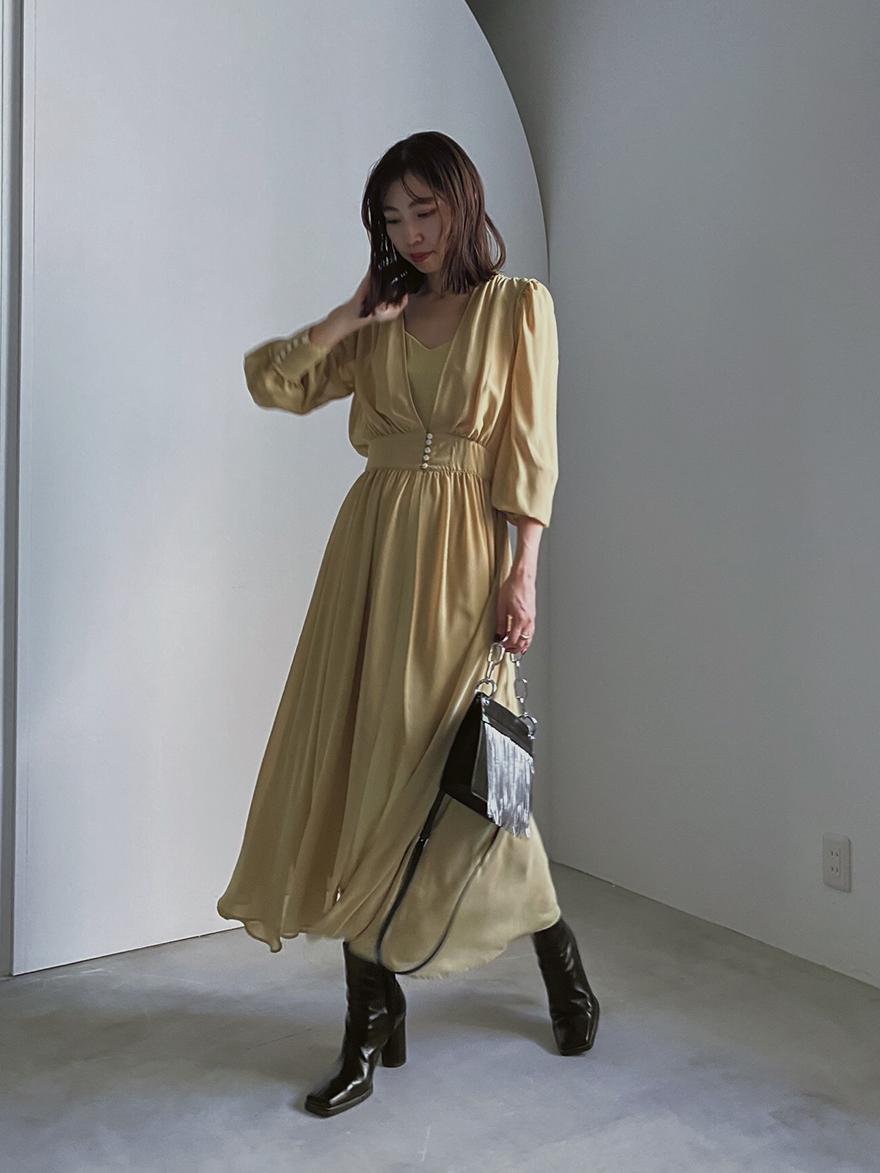 kaori_SOPHIA LAYERED DRESS