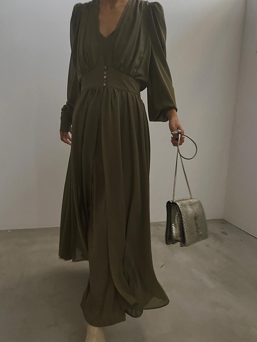 nao_SOPHIA LAYERED DRESS