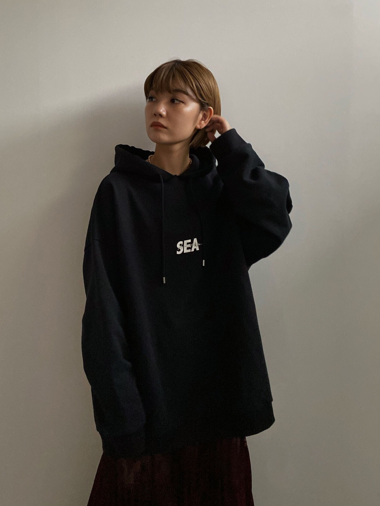 suzu_WIND AND SEA COLLAB PARKER 20AW