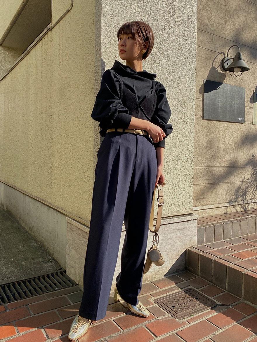 SUZU_SHAPELY HIGH WAIST PANTS