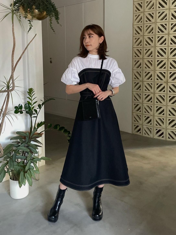 kaori_AFFOGATO SHIRT DRESS