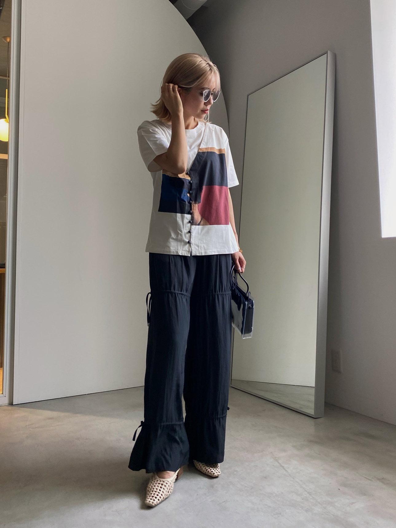 yuko_ART BIG TEE
