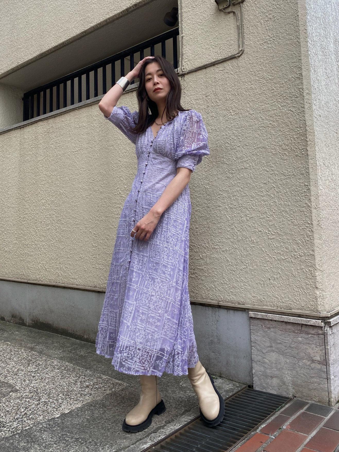 ayumi_MEDI PALACE EMBROIDERY DRESS