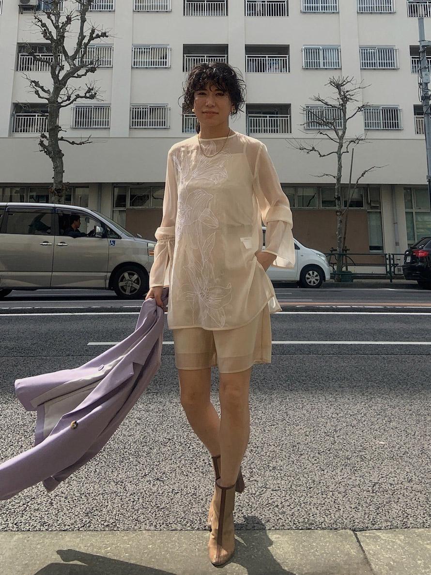 yuki_ADELA SHEER TOP