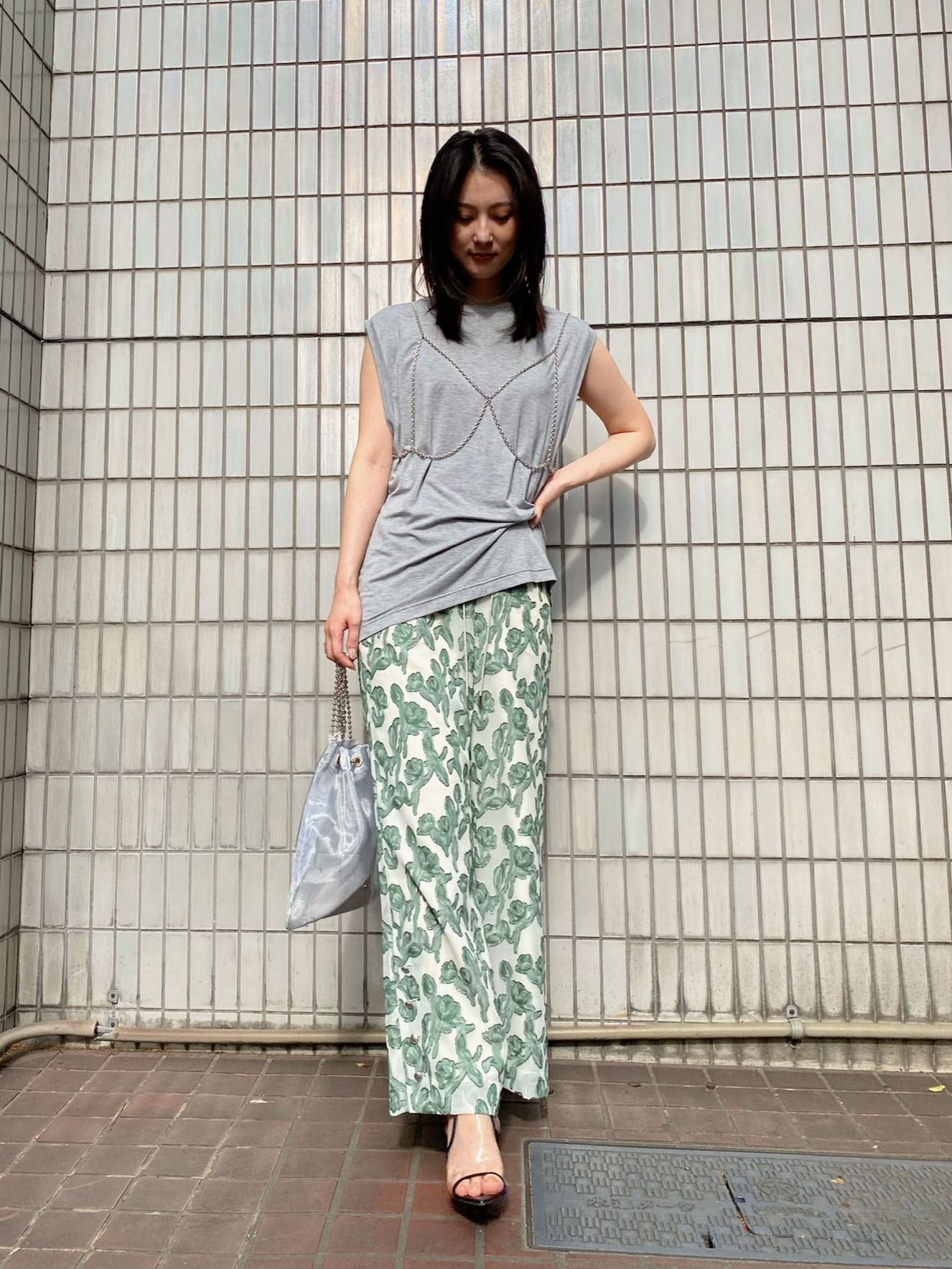 yu_MEDI ALICE LOOSE PANTS