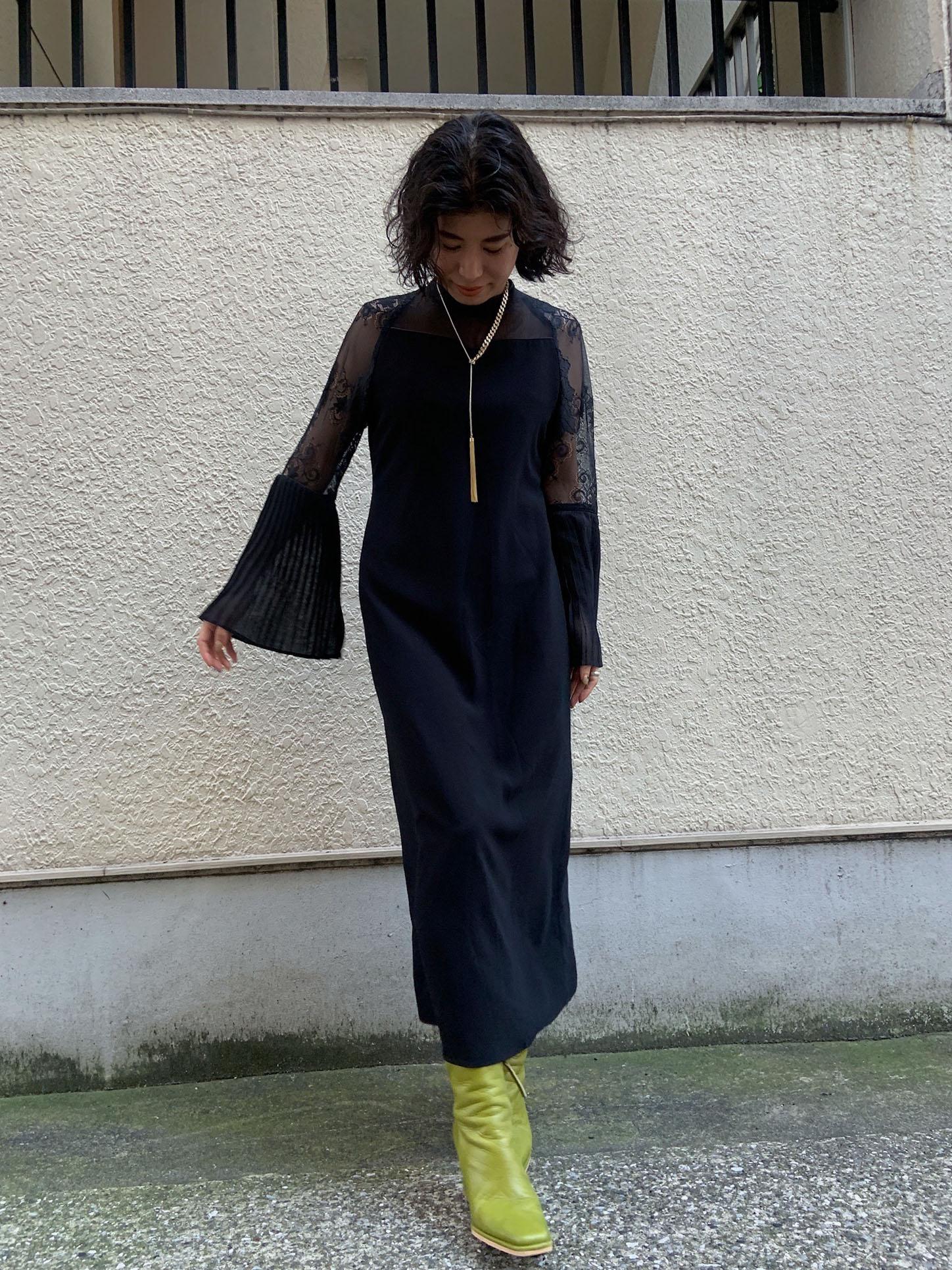 YUKI_PIAO LIANG LACE DRESS