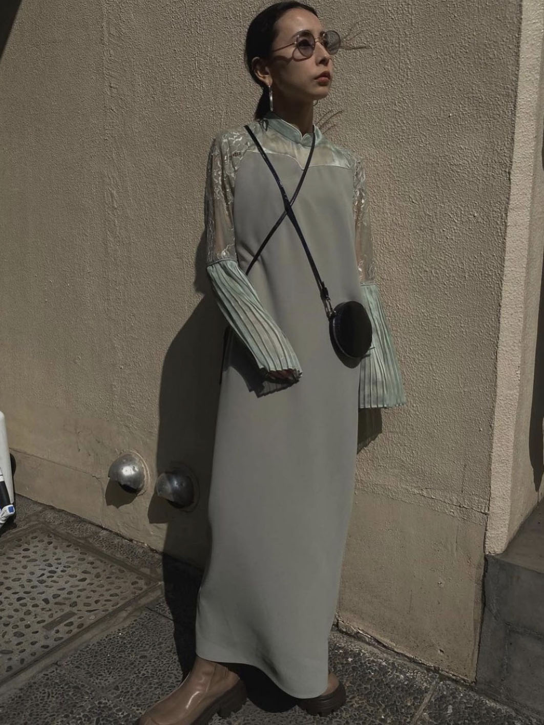 NAO_PIAO LIANG LACE DRESS