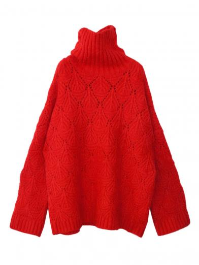 ACORN TURTLE LOOSE KNIT